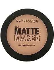 Maybelline Matte Maker Poudre Compacte 40 Pure Beige...