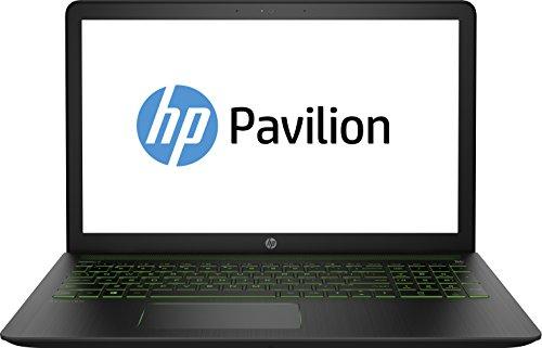 HP 15-CB014NS - Portátil de 15.6' (i7-7700HQ 2.8 GHz, Disco Duro 1 TB + 128 GB SSD, 16 GB de RAM, Windows 10 Home) Color Negro