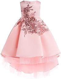 LZH Filles Robe de Soirée de Mariage Demoiselle Pageant Robes de Princesse cae746a1513c