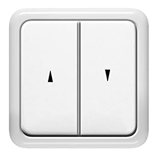 Schellenberg 25006 Roller Blind Switch for Flush-Mounting