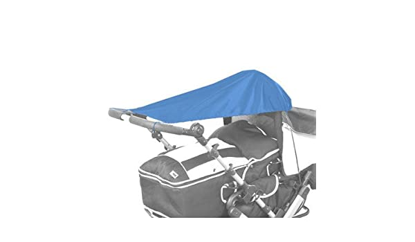 160260 UV Sonnensegel f/ür Kinderwagen hellblau Baby Sonnenschutz