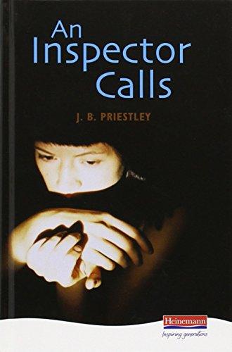 An Inspector Calls (Heinemann Plays For 14-16+) by J.B. Priestley (12-Jan-1992) Hardcover