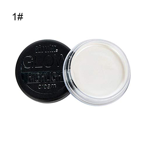 Pro Highlight Cream, Crème Haute Brillance 3D Crème Ombre Éclaircissante Fond De Teint Pour Les Yeux Correcteur De Teint Crème De Maquillage