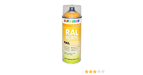 Dupli Color 710230 Acryl Spray 400 Ml Ral 5022 Nachtblau Glanz Auto