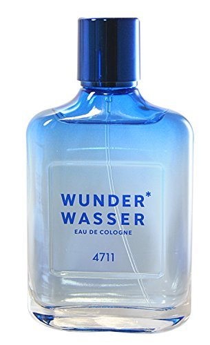 4711 Wunder Wasser Eau de Cologne Spray for Men 50 ml by Unknown - 4711 Eau De Cologne Spray