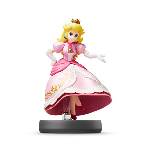 amiibo Smash Peach Figur - 6