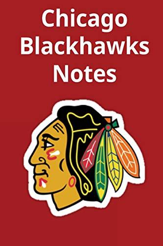 Chicago Blackhawks Notes: 2018-2019 NHL Match Day Notebook (NHL Notebook, Band 1) -