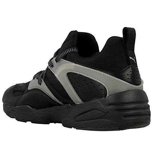 Puma Blaze Of Glory Unisex Pelle Sneaker, Nero Nero