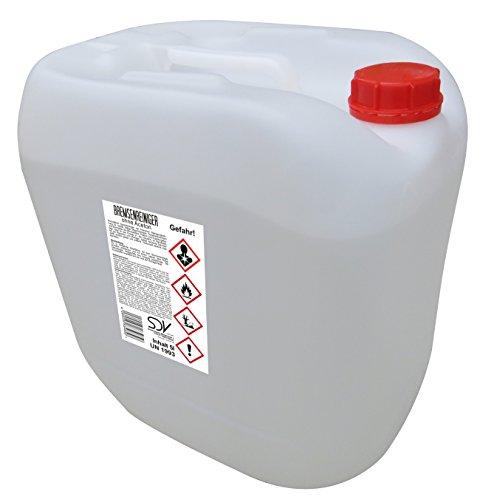 BREMSENREINIGER 5 Liter - Entfetter, Reiniger, verdunstet rückstandsfrei