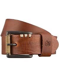Pierre Cardin - Cinturón de cuero para hombre / cinturón para hombre pierre cardin
