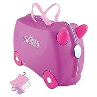 Trunki Ride-on Suitcase - Jill (Purple)