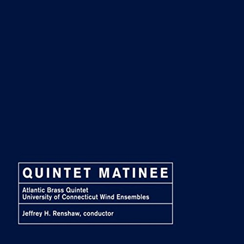 Quintet Matinee Uconn Connecticut University