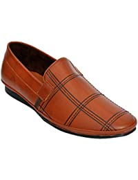 Desi Juta New Latest Fashion Oblong Stylish Slip On Shoes For Men/Mens/Men's