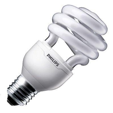 Energiesparlampe Tornado 20 Watt dimmbar - Philips von Philips - Lampenhans.de