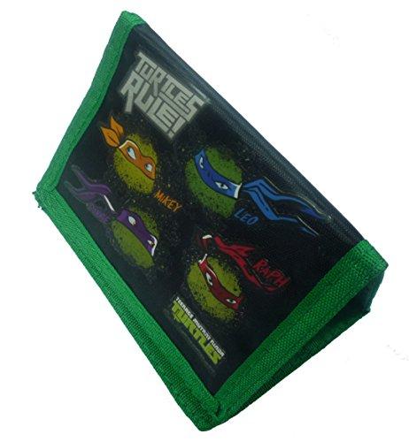 official-licensed-ninja-turtles-turtles-rule-trifold-nylon-wallet-licensed-ninja-turtles-merchandise