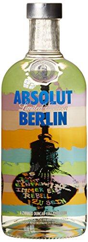 Absolut Vodka Berlin Limited Edition (1 x 0.7 l)