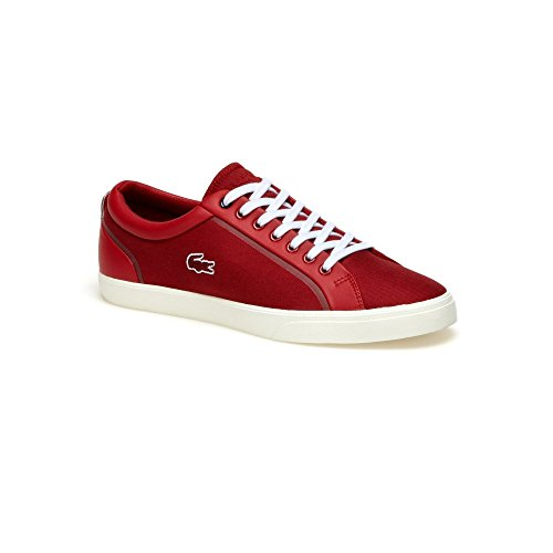 Lacoste Herren Lenglen 216 1 Low-Top Red