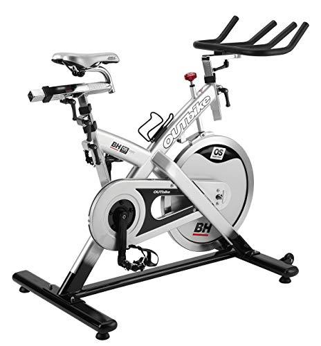 BH Fitness Indoor Bike Outbike, H9180O (Generalüberholt) (Bike Indoor Fitness)