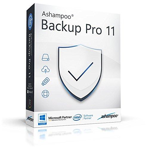 Ashampoo Back-Up Pro 11 WINDOWS (Product Keycard ohne Datenträger)