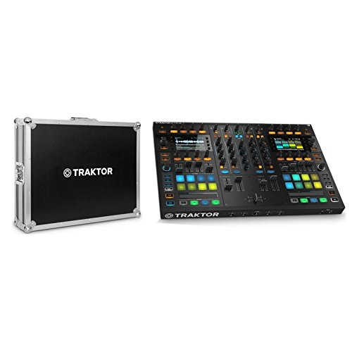 Native Instruments Set Traktor Kontrol S8/Flight Case Bundle
