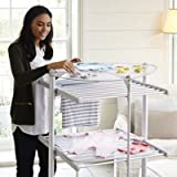 Lakeland Clothes Airer Flat Mesh Shelf Drier Accessory x 2 (Ideal For Smalls)