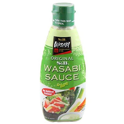 Wasabi, sauce flacon - ( Prix Unitaire ) - Envoi Rapide Et Soignée