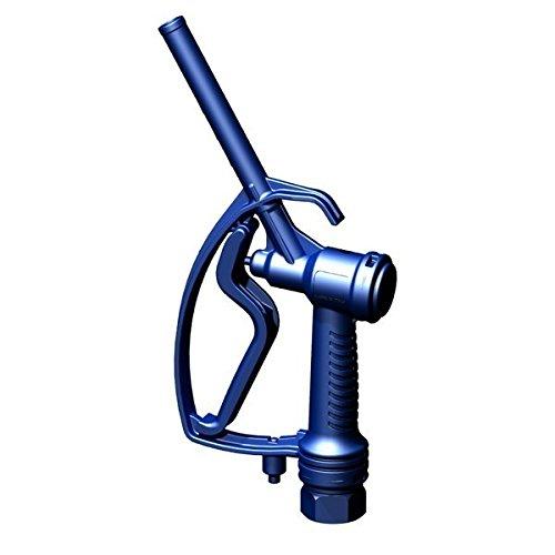 CPP - Pistolet de vidange bleu sortie 19mm pour Adblue