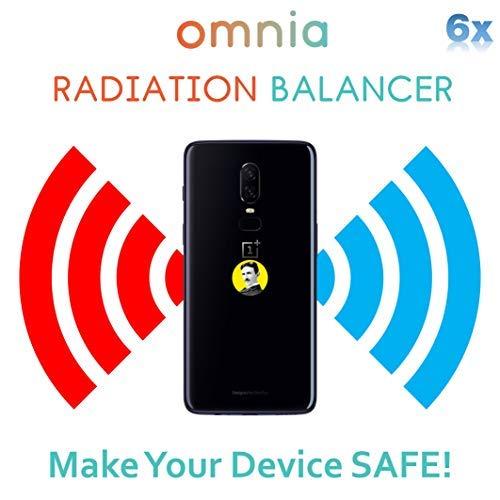 Preisvergleich Produktbild Omnia Radiation Balancer macht alle EMF-Strahlungsgeräte sicher für den Einsatz – Handys,  Laptops,  Router,  Smart-Meter,  Uhren. Super-Klebepflaster zum Ausgleich von Strahlungsfeldern,  auch 5G