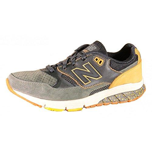 New Balance - New Balance 530 - MVL530AH - Chaussures de sport pour homme en daim, couleur vert Vert - vert