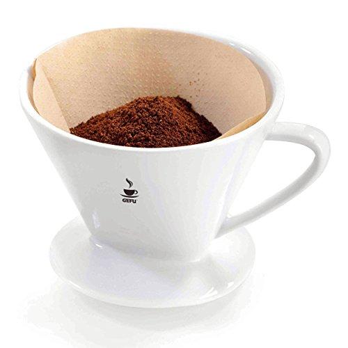 Gefu 16030 Kaffee-Filter Sandro, Gr. 2