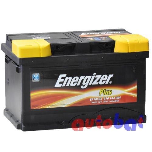Energizer Plus EP70-LB3 Foto