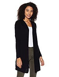 Forever 21 Womens Synthetic Pullover (00162477023_0016247702_Black_3)