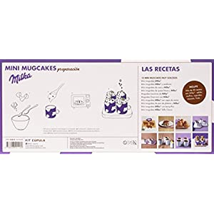 Kit Mini Mugcakes De Milka