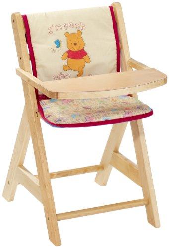 Preisvergleich Produktbild Disney 815304 - Holz-Hochstuhl I am Pooh