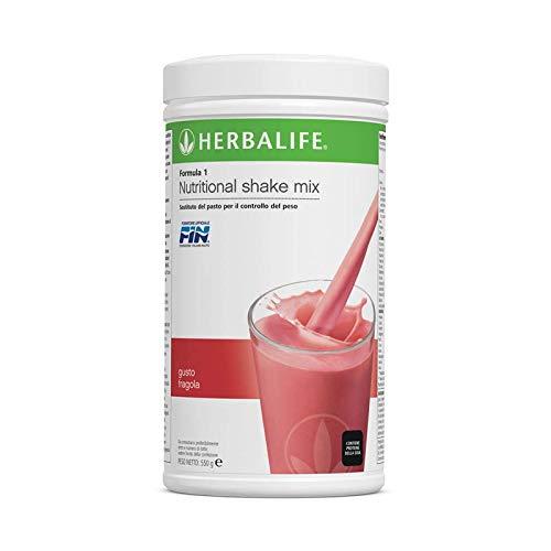 herbalife formula 1 shake gusto fragola