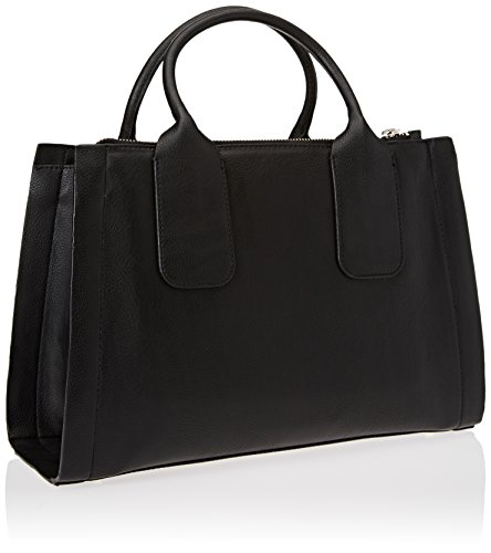 Damen Hwvg6784070 Shopper, Schwarz (Nero), 13x22.5x28.5 cm Guess