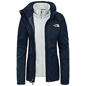 41fRSGlLyOL. SS300  - THE NORTH FACE Women's Evolve Ii Triclimate Jacket