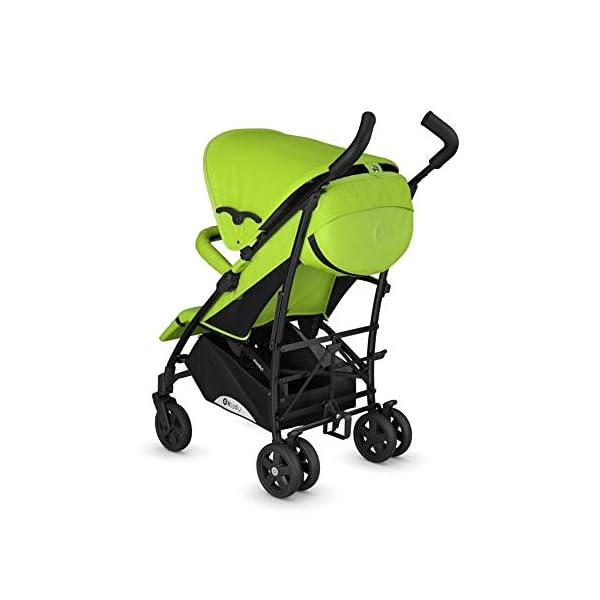 Kiddy Sportwagen Evocity 1 inkl. Getränkehalter Lime Green Kiddy  5