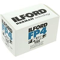 Ilford 1700682 FP4 Plus Film Noir et Blanc 125/24 1 Cartouche