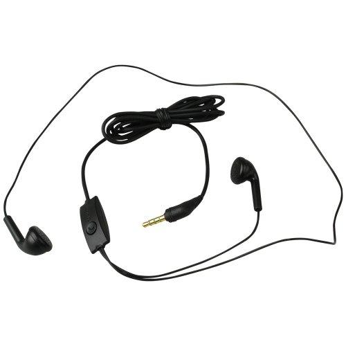 Original Samsung Handy Stereo Headset EHS-49ASOME mit Anrufannahme und Mikrofon für Samsung Mobiltelefone