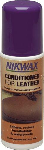 VAUDE Schuhpflege Nikwax Conditioner für Leather, transparent, 125 ml,