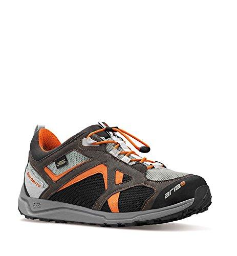 Dolomite , Chaussures de marche nordique pour homme Grey/Lobster