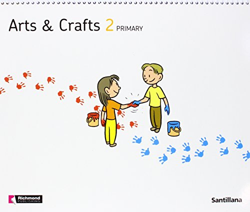 arts-crafts-2-primary-richmond-santillana-9788468003733