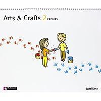Arts & Crafts 2 Primary Richmond Santillana - 9788468003733