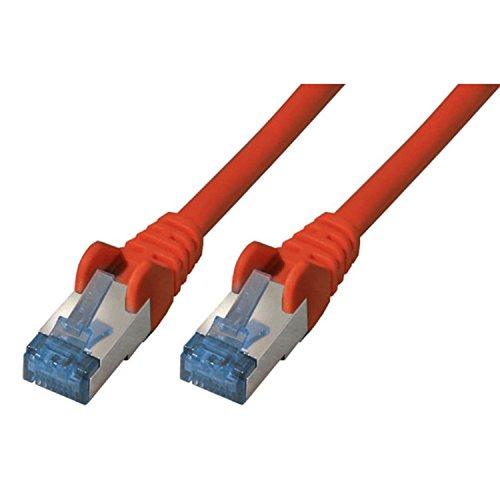 Cat 6a cavo di rete S/FTP 20m (80 % Di Rame Treccia)