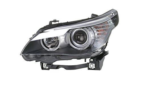 Preisvergleich Produktbild HELLA 1EL 009 449-011 Halogen Hauptscheinwerfer, Links, Ohne Kurvenlicht, mit Glühlampen