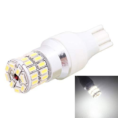 Éclairage de la voiture, T15 3.6W 360LM 6500K lumière blanche 36 SMD 3014 LED voiture ampoule de lumière de secours pour les véhicules, courant constant, DC 12-24V
