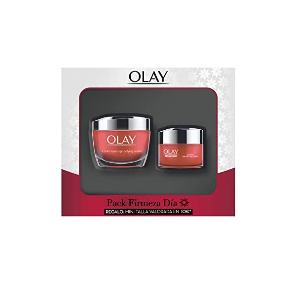 Olay Total Effects Pack regalo Navidad dia y noche