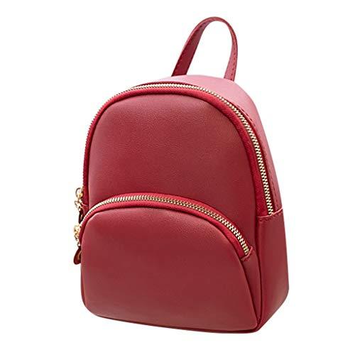 Altsommer Schultertasche, Umhängetasche Mode Frauen Schultern Kleinen Rucksack Brief Geldbörse Handy Umhängetasche für Match Kleidung Einkaufen Handtaschen Taschen Brieftasche Kinder (Htc-handy Brieftasche Handtasche Fall)
