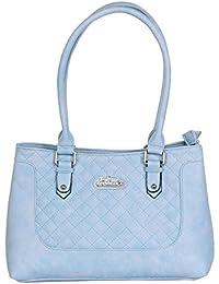 ESBEDA ladies Hand Bag Blue color (SH210716_1433)